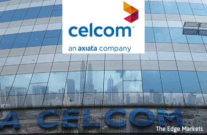 Celcom's spectrum allocation to be lowered by 2017