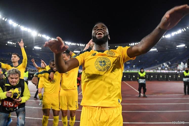 Man Utd, Sevilla and Celtic into Europa League last-32