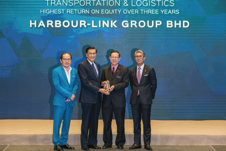 Harbour-Link Group Bhd