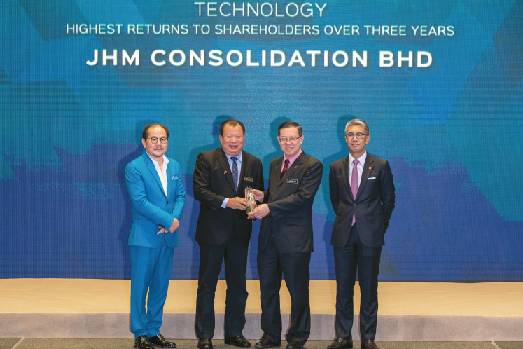 JHM Consolidation Bhd