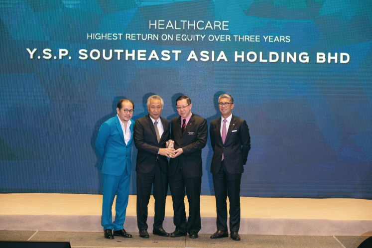 Y.S.P.Southeast Asia Holding