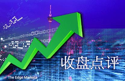 IPIC为1MDB支付债券利息 马股闭市收升