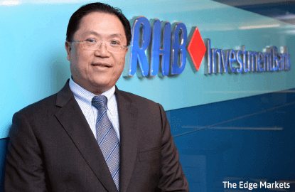 Changing of the guard at RHB Investment Bank?