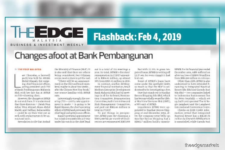 Zaiton Mohd Hassan is Bank Pembangunan's new chairman
