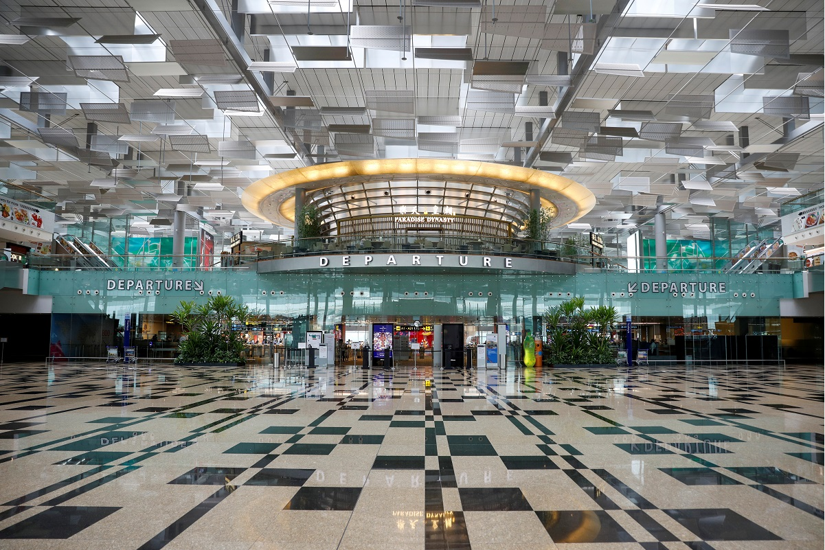 Hong Kong and Changi lose status as Asia's busiest airports