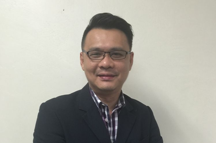 MMX Malaysia founder and CEO Charles Lee
