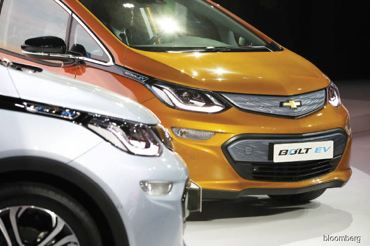 Tech: GM's downsizing heralds start of electric car revolution