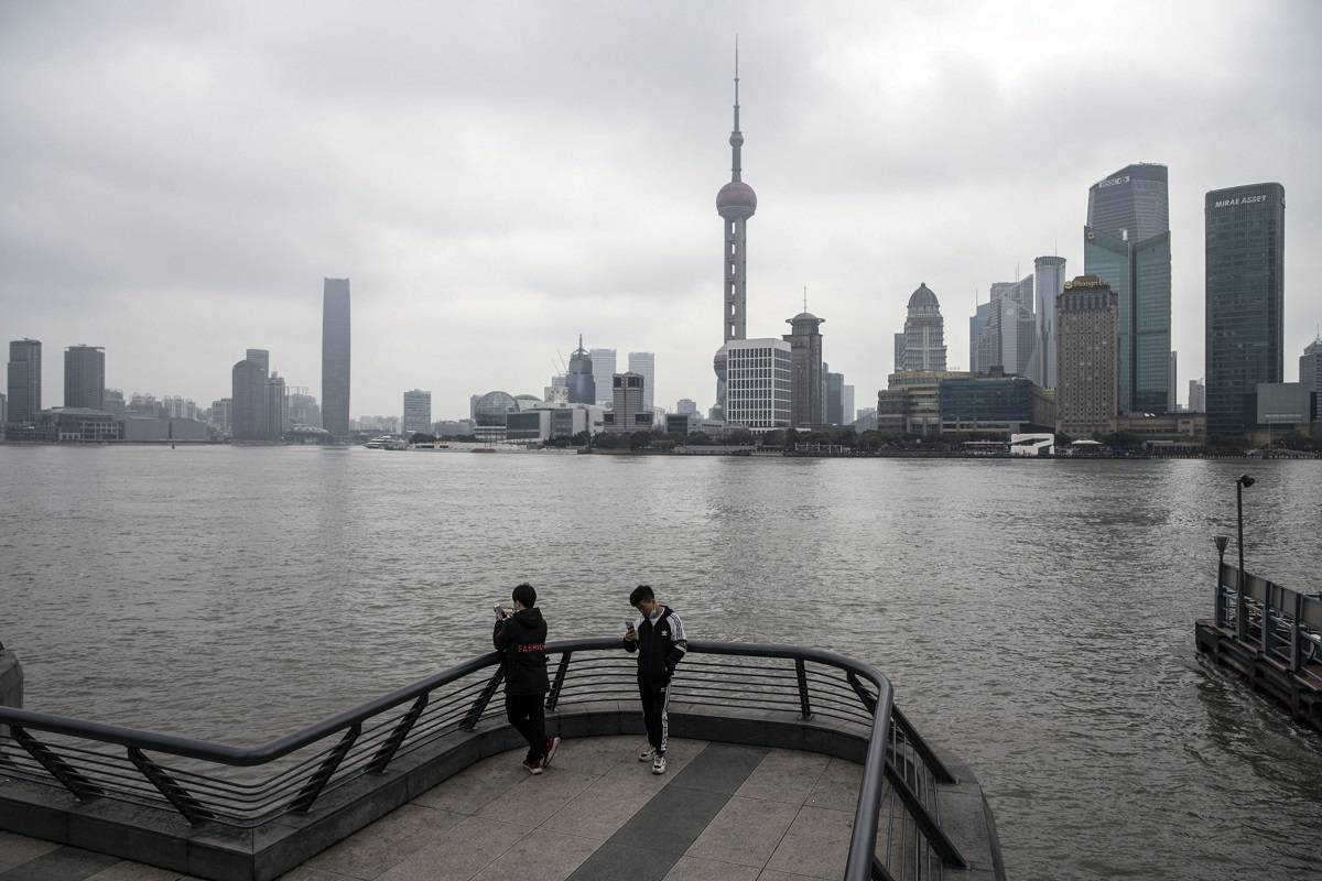 A week of mayhem in China stocks exposes global index fund risks