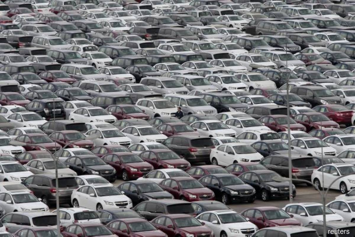 China July auto sales surge 16.4%, fourth month of gains