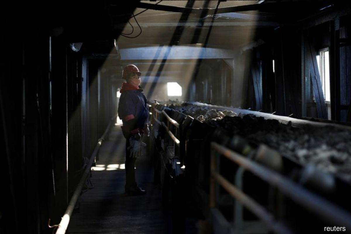China coking coal, coke futures leap amid supply crunch