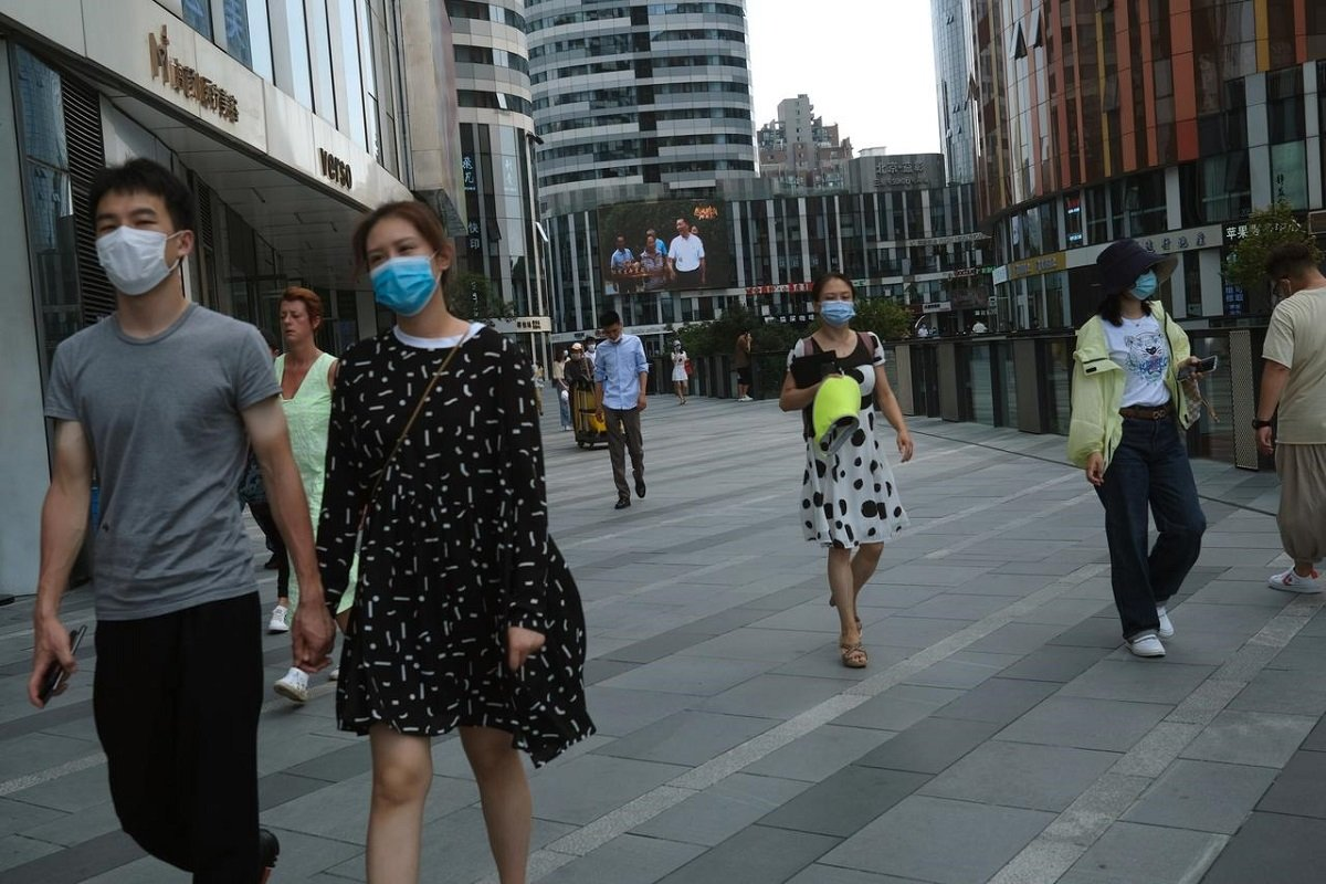 Mainland China reports 32 new Covid-19 cases, highest since Aug 10
