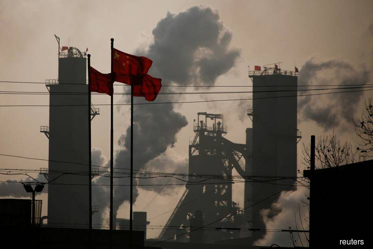 China Jan factory activity shrinks for 2nd month in a row as orders fall