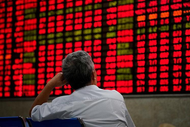 Asian stocks set to follow U.S. higher on China hopes, upbeat data