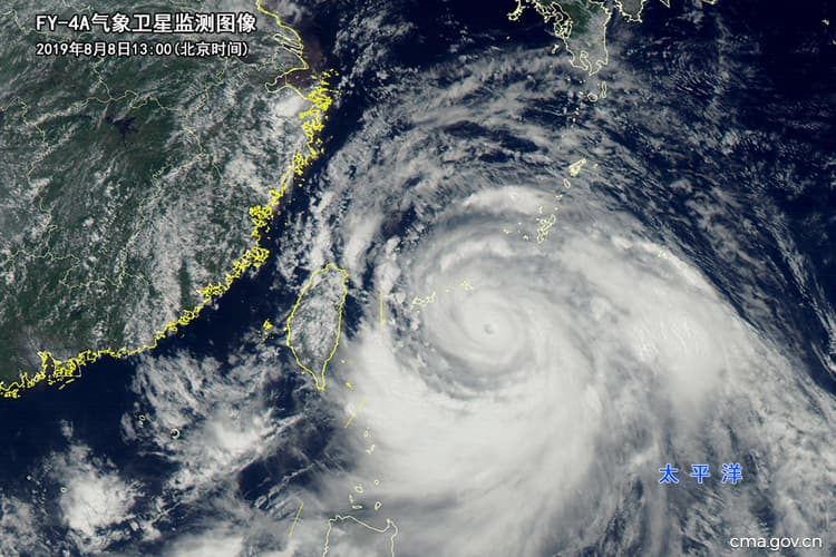 China issues 'red alert' as super typhoon approaches mainland