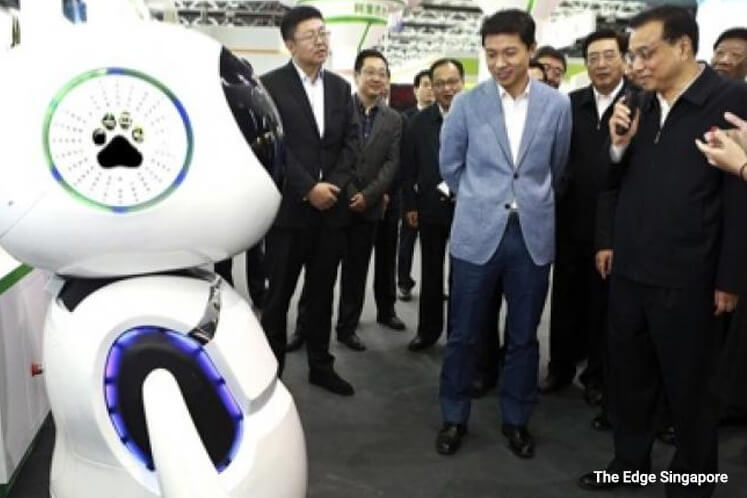 China's robotics spending projected to hit S$83 bil in 2020