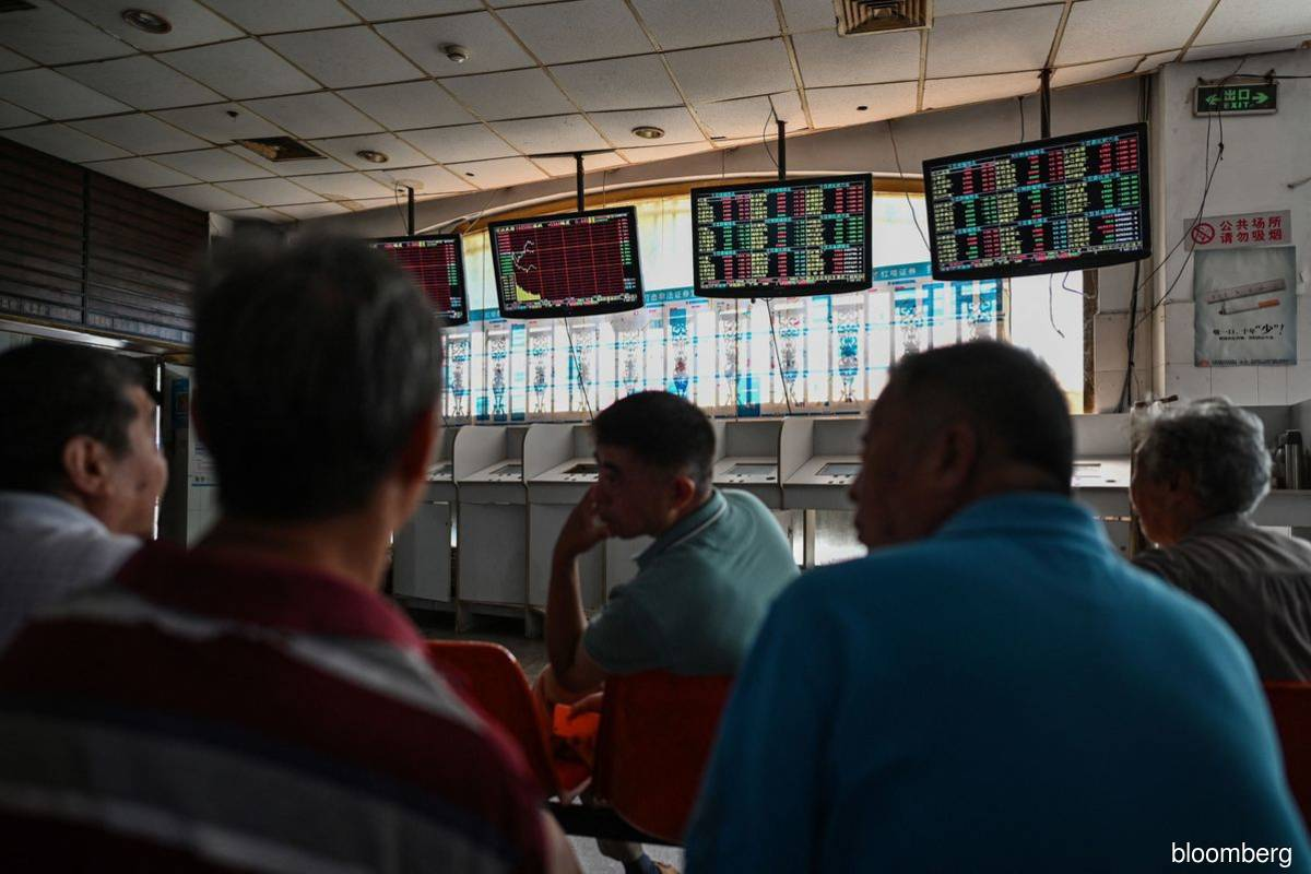 China tech stock gauge set for new low on yields, crackdown