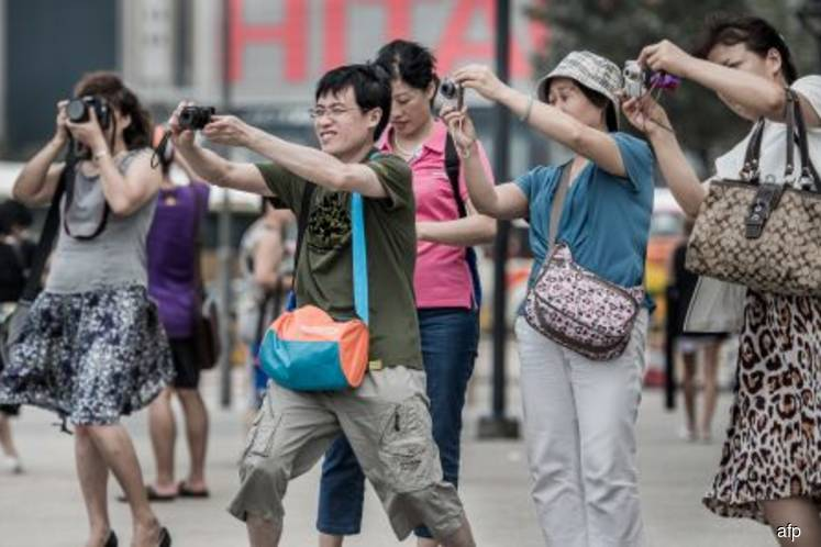 No visa waiver for Chinese tourists for now