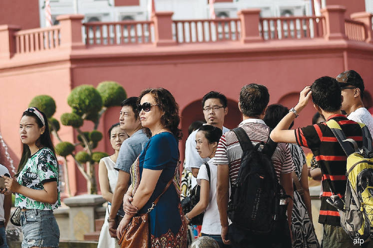 Shifts in Singapore, China tourism markets troubling