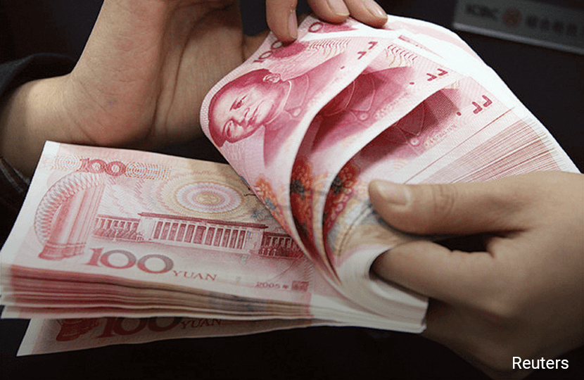 China c.bank sets yuan midpoint at strongest level in 2016
