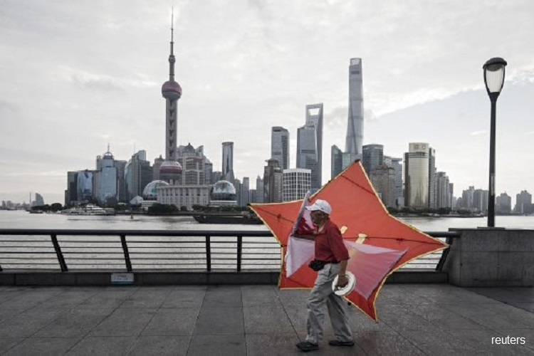 Here's how fast China's economy is catching up to the U.S.