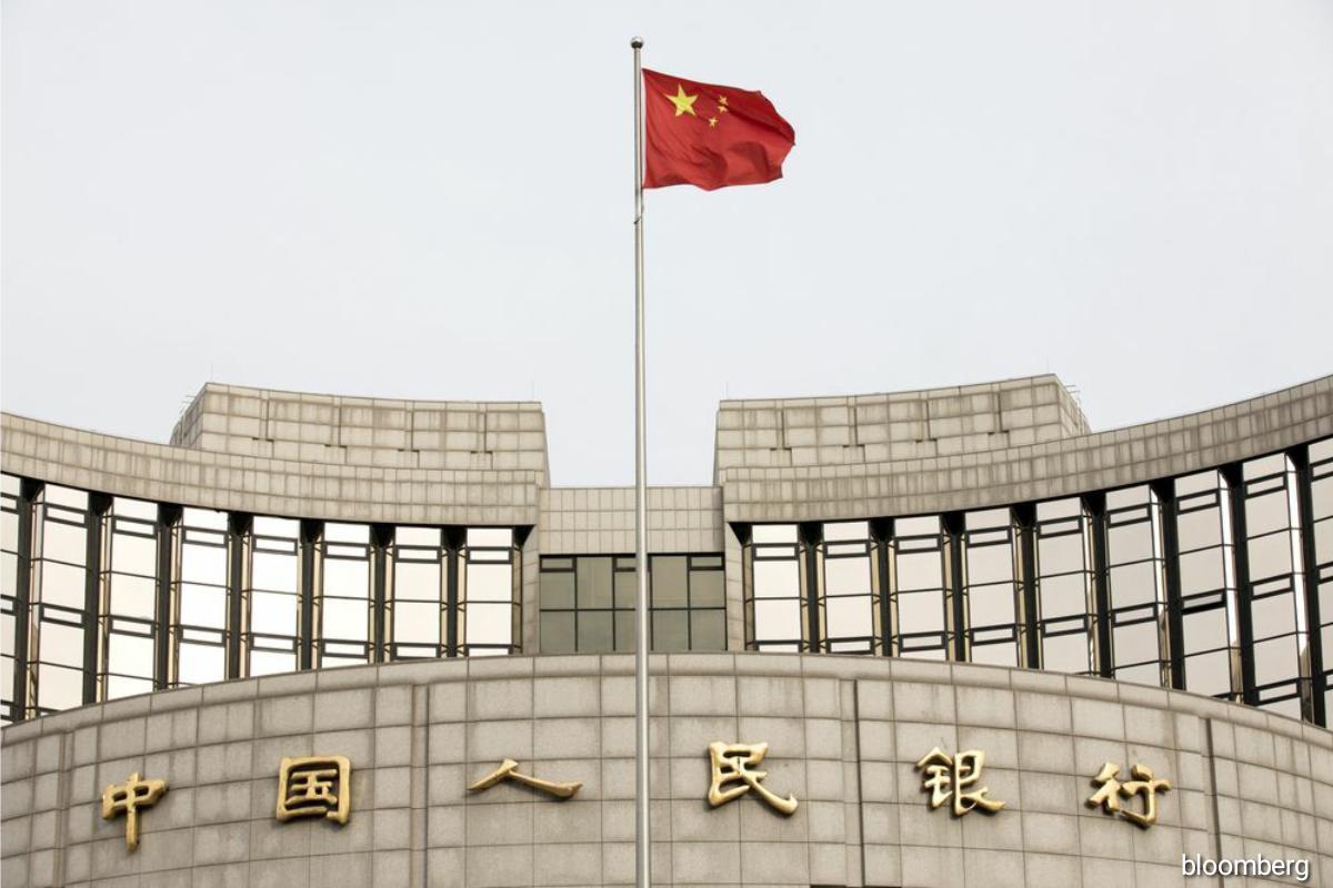 China's bonds have largely escaped the tumult in global debt markets, with yields on the benchmark holding firm on Thursday while that on Treasuries soared more than 20 basis points.