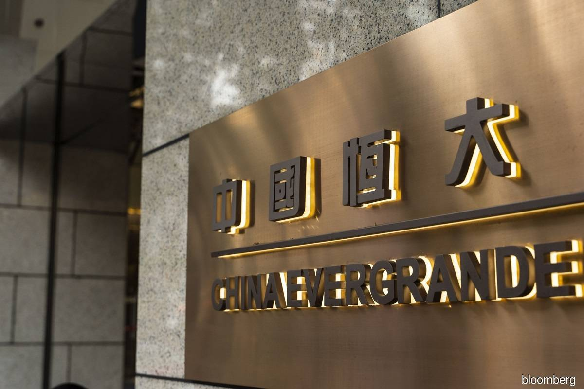Debt-laden China Evergrande hit by lawsuit over late construction payment