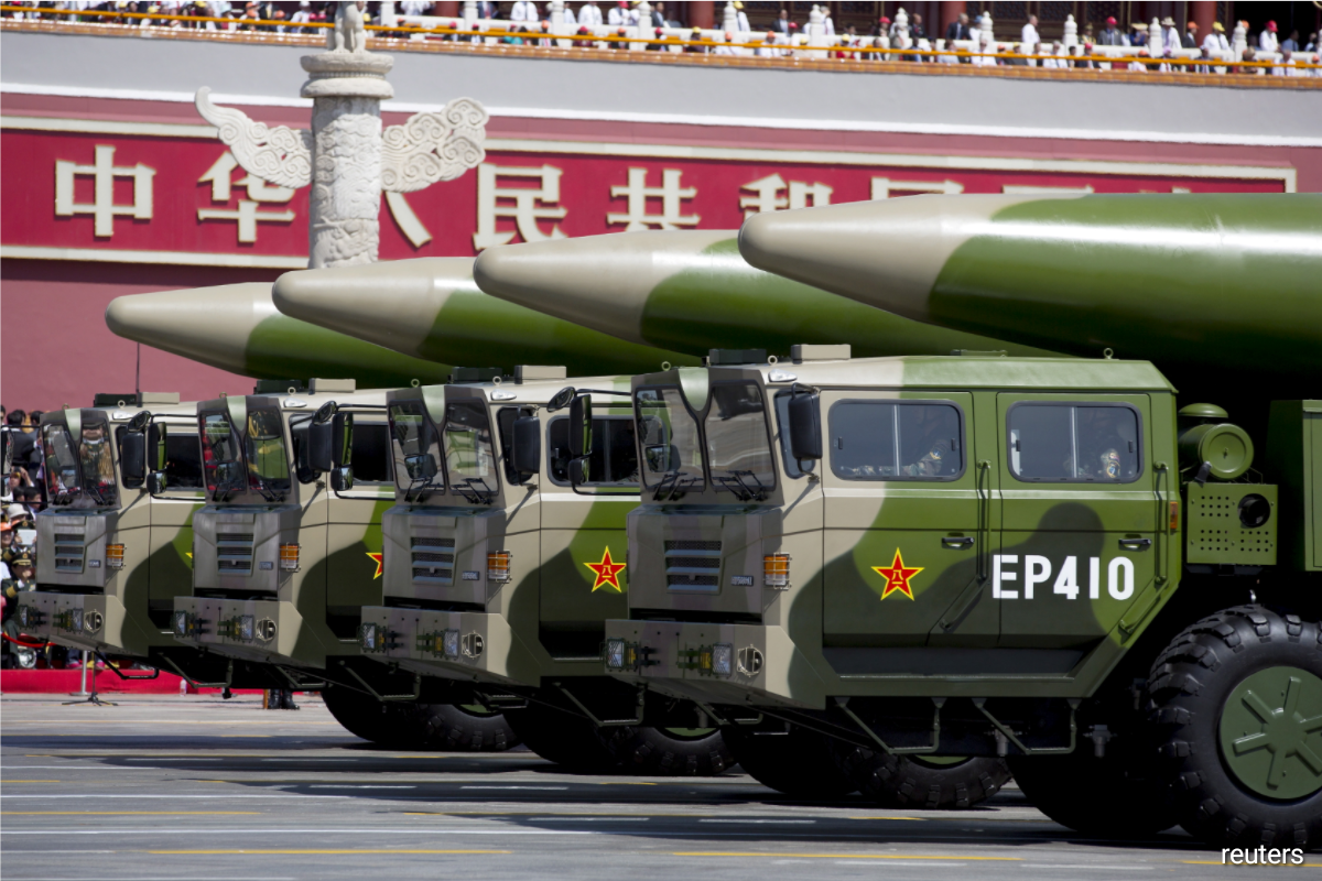 US should stop eyeing too much on China's hypersonic missiles and broaden its horizons — Global Times