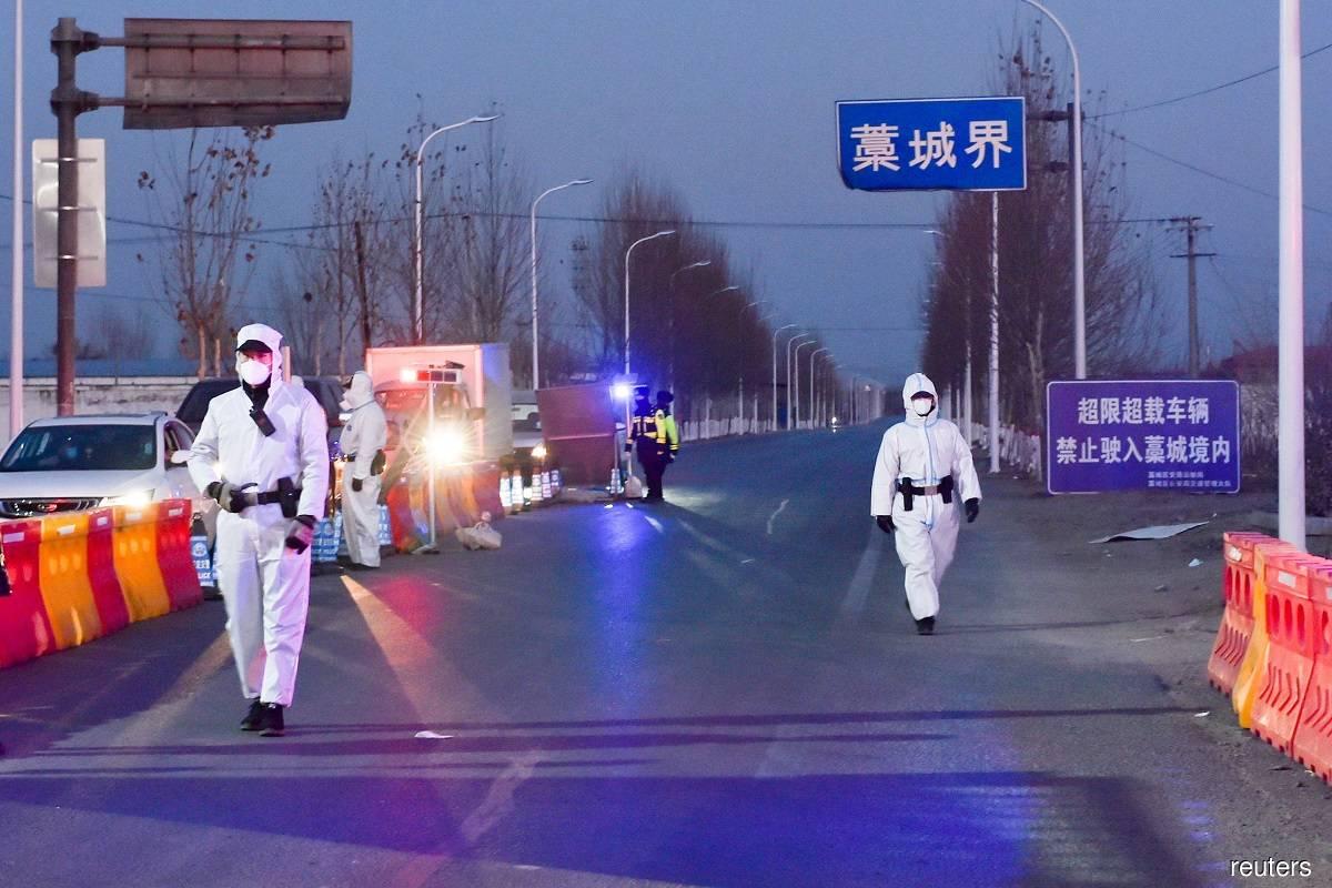 China counts cost of renewed virus shutdowns