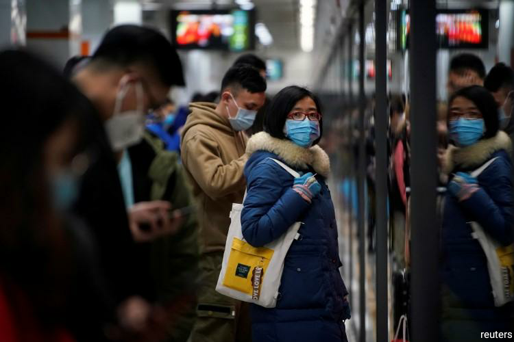 The Chinese economy collapsed for the first time in 28 years