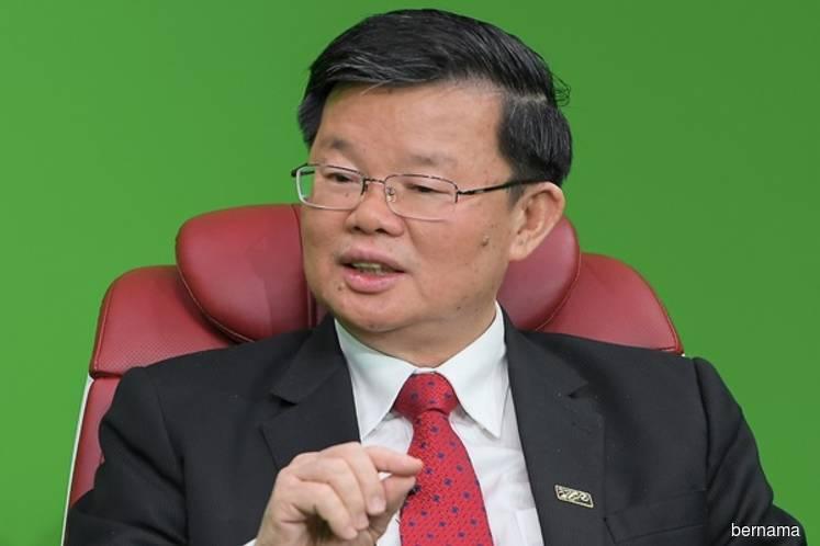 Penang South Reclamation project gets Putrajaya's greenlight — CM