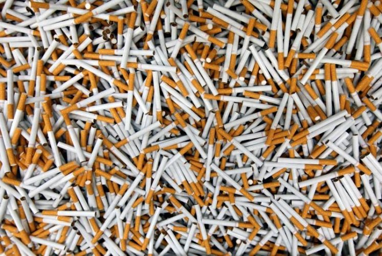 Thai Customs seize RM2.2 mil worth of contraband cigarettes smuggled in from Malaysia