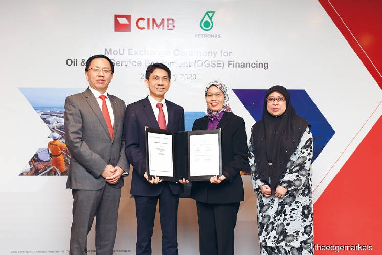 CIMB joins Petronas' vendor financing programme as panel bank