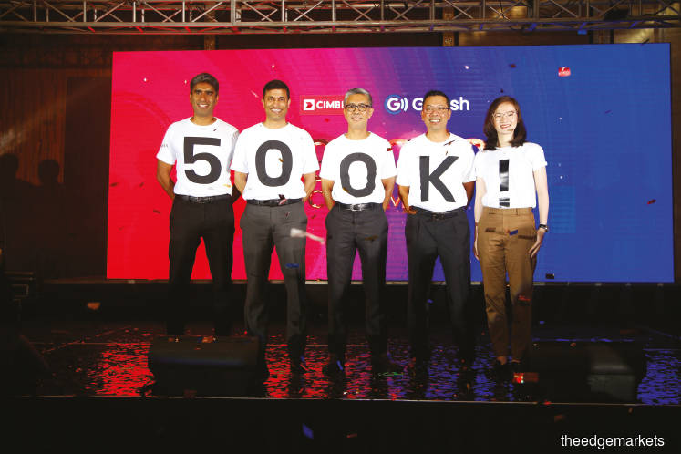 CIMB Philippines celebrates its 500,000th customer