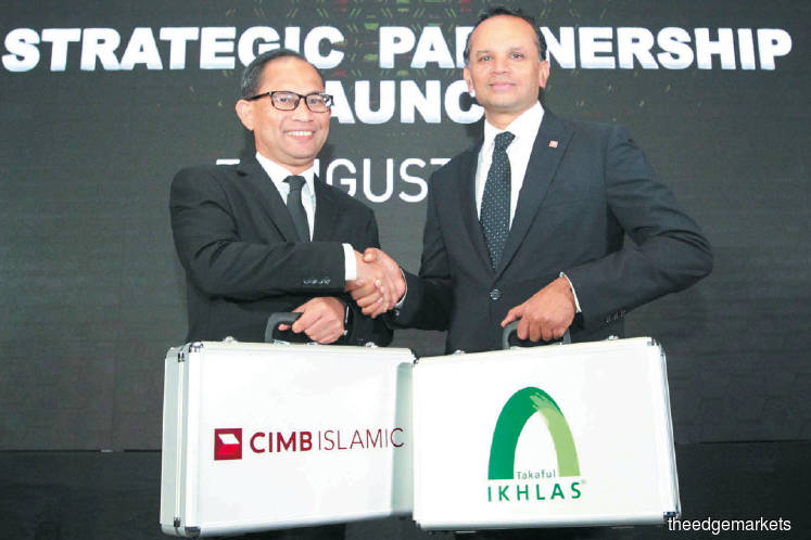 Takaful Ikhlas, CIMB Islamic target RM168m contribution from tie-up