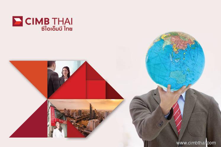 CIMB Thai net profit jumps 92.4% in 1Q