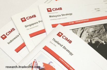 CIMB IB Research maintains 50bp cut in OPR in 2H16 for now