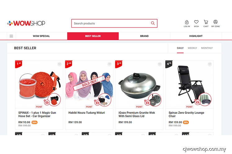 Enough WOW in Media Prima's TV home shopping?