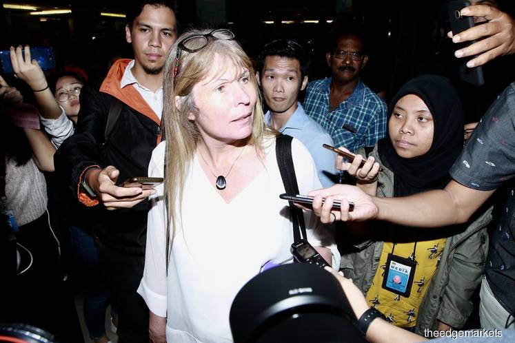 Sarawak Report editor appeals against decision allowing Terengganu Sultanah not to testify in defamation suit