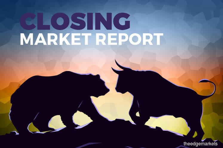 KLCI ends lower after 11th-hour plunge amid thinner Bursa volume