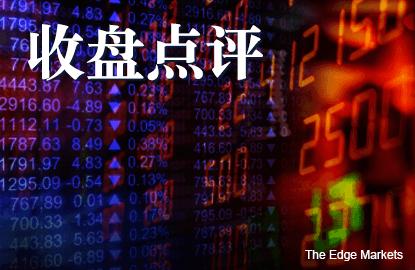 马股封关微跌0.63点 全年跌3.9%