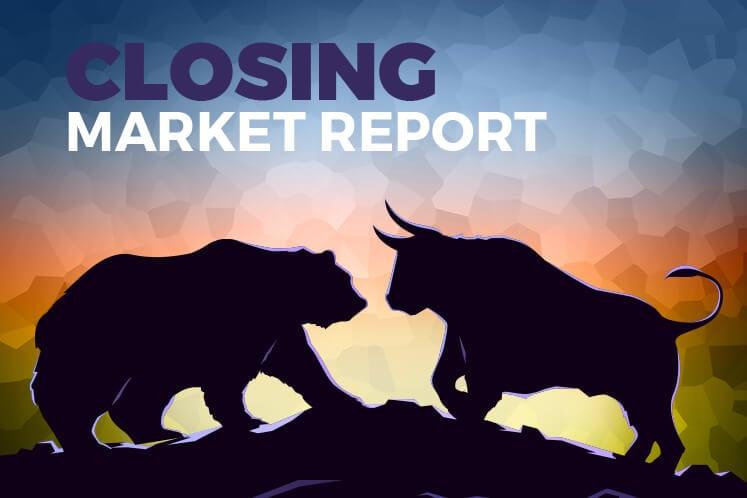 KLCI flat, ringgit weakens as investors await US interest rate decision