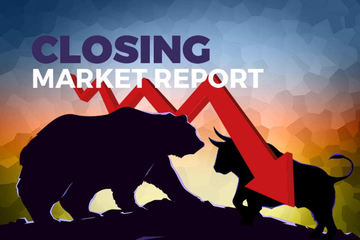 Bursa Malaysia ends in red, KLCI falls 1.33%