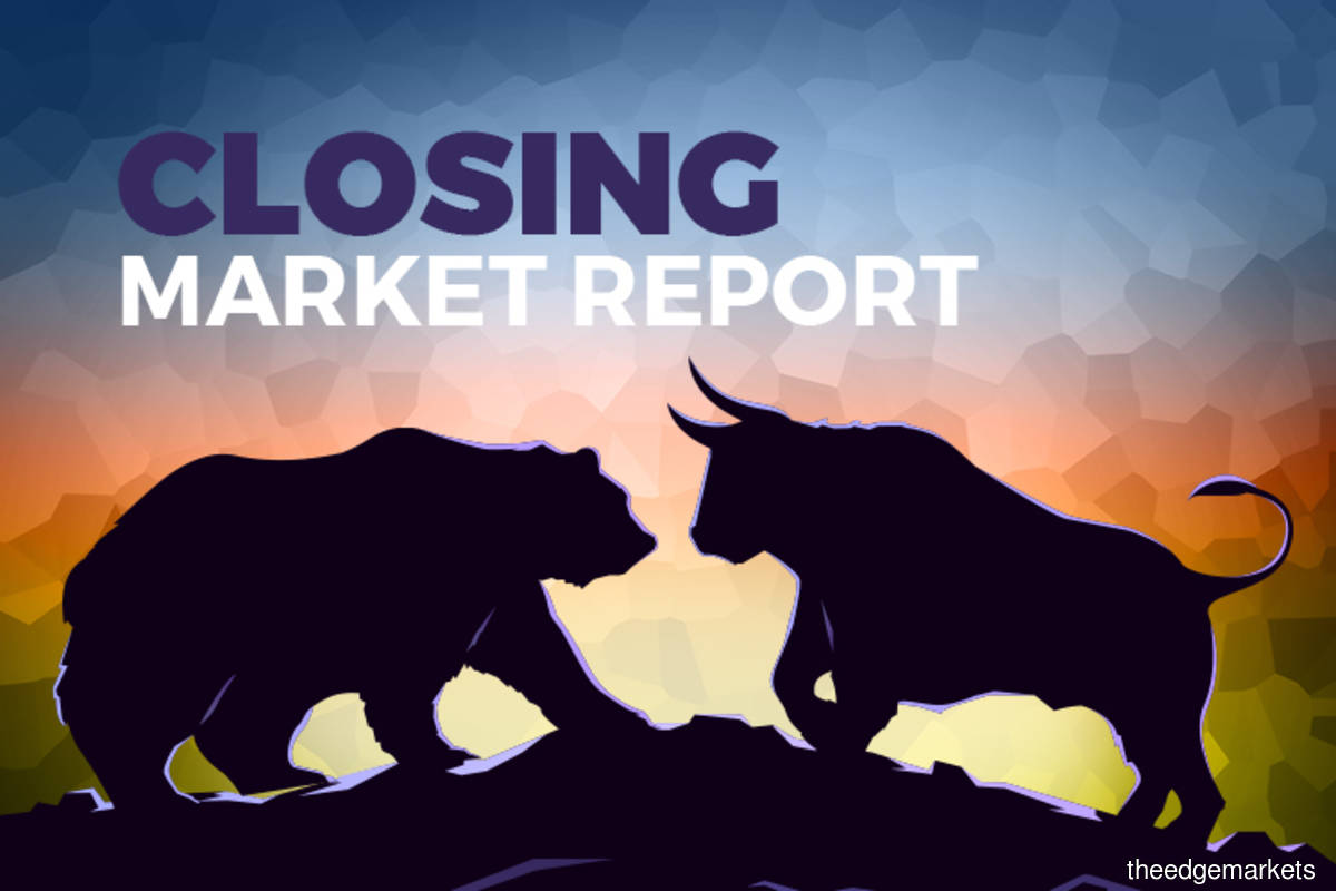 Late buying in glove stocks lifts KLCI by 0.12% at close