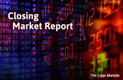 KLCI closes flat while regional markets remain weak