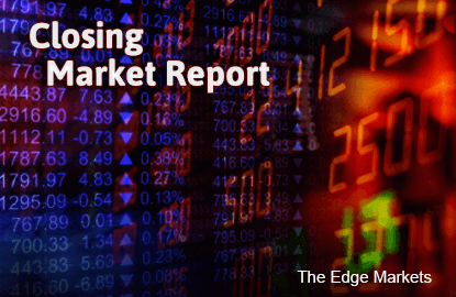 KLCI closes lower for 2nd consecutive day in line with regional peers