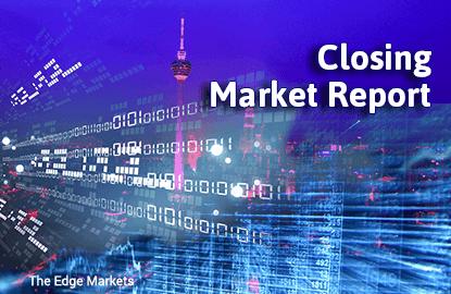 KLCI down 0.02%, investors await US developments