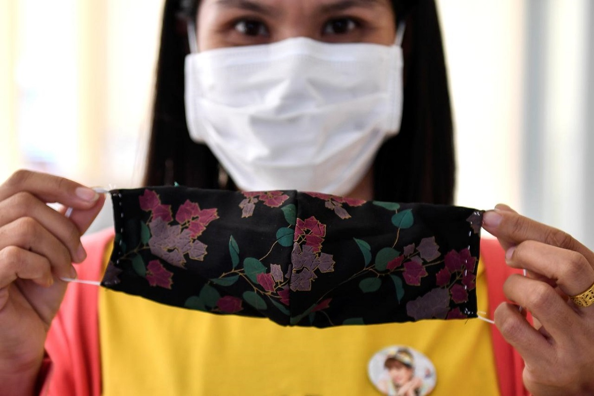 Govt urged to promote use of fabric face masks