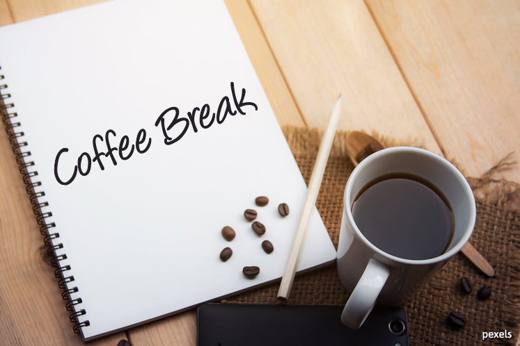Coffee Break: What you can do in the world's largest work-from-home experiment