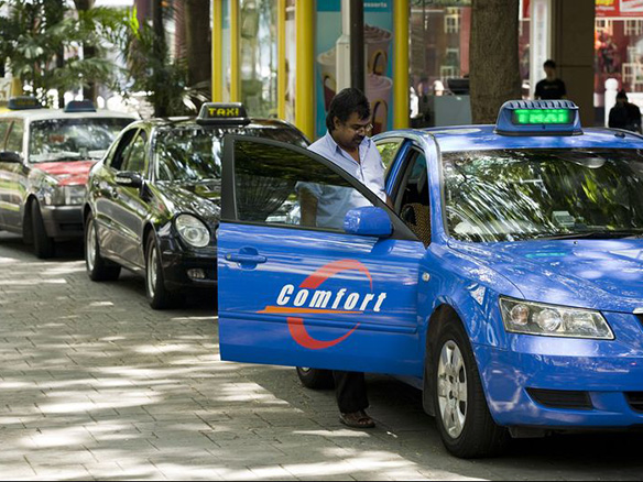 ComfortDelgro takes 100% control of Cabcharge
