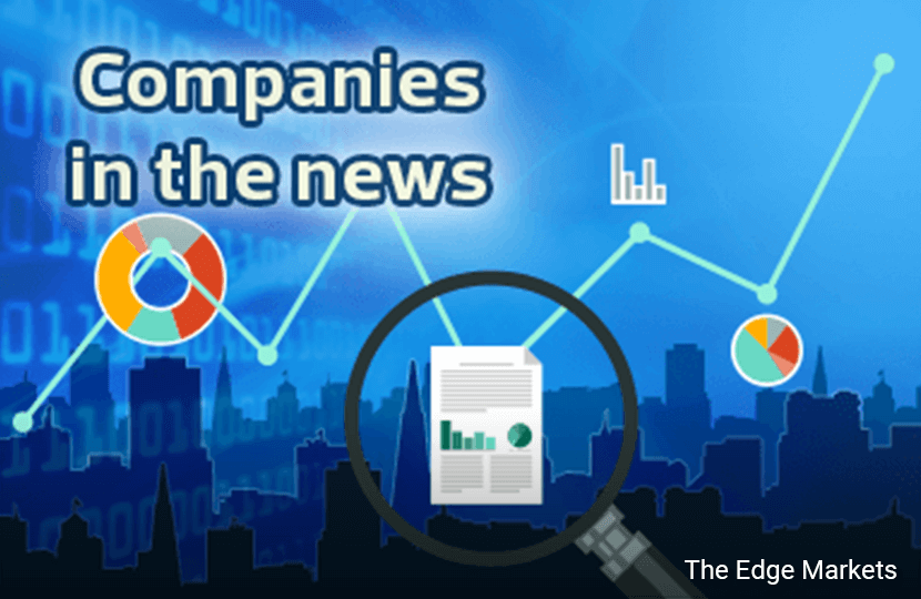 IOI Corp, PetChem, Shell Refining, MISC, Eduspec, Inix, Bison and AirAsia